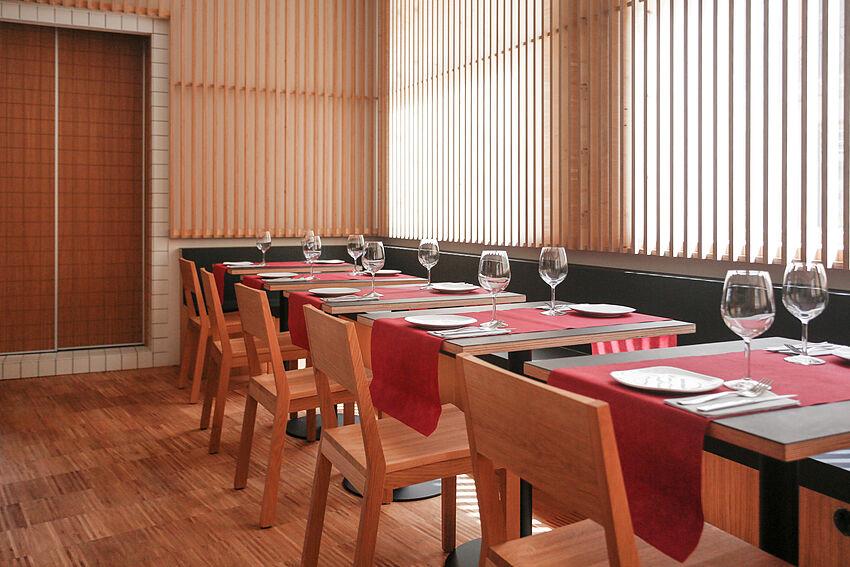 Restaurante Akari